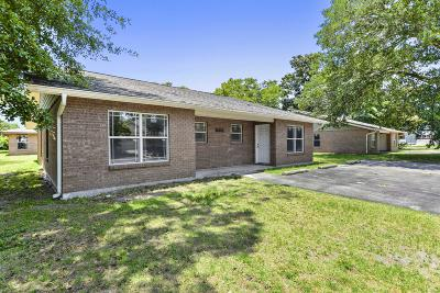 Gulfport Multi Family Home For Sale: 1605 Kelly Ave