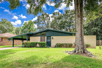 Gulfport Single Family Home For Sale: 203 Cleve St
