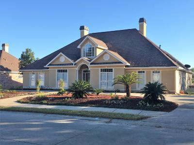 Biloxi Single Family Home For Sale: 2025 Bent Oaks Blvd