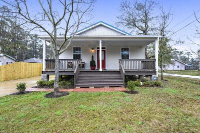 Waveland Single Family Home For Sale: 200 Gulfside St