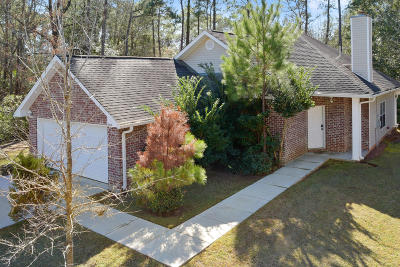 Diamondhead Single Family Home For Sale: 9518 Lono Pl