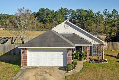 Gulfport Single Family Home For Sale: 12411 Crystal Well Ct