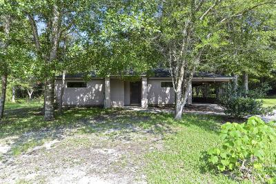 Gulfport Single Family Home For Sale: 16390 Landon Rd