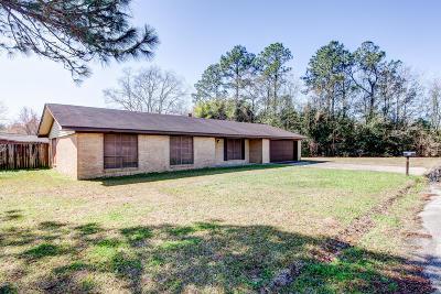 Gulfport Single Family Home For Sale: 23 Diamond Cv