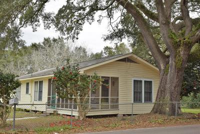 Long Beach Single Family Home For Sale: 601 E Old Pass Rd