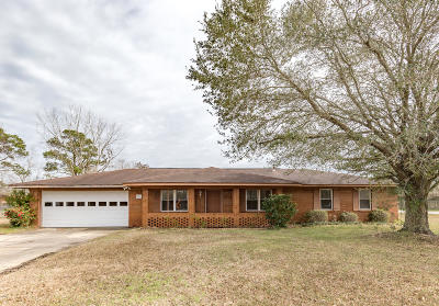 Gulfport Single Family Home For Sale: 800 Wildwood Dr