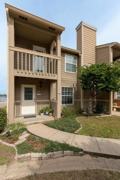 Biloxi Condo/Townhouse For Sale: 495 Popps Ferry Rd #10