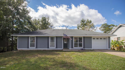 Biloxi Single Family Home For Sale: 695 Michelle Dr