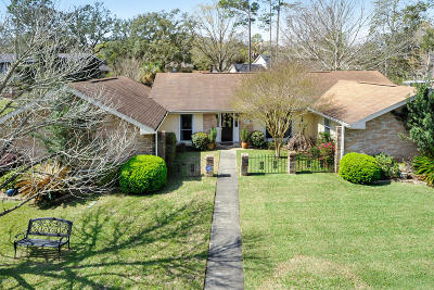 Biloxi Single Family Home For Sale: 425 Alicia Dr