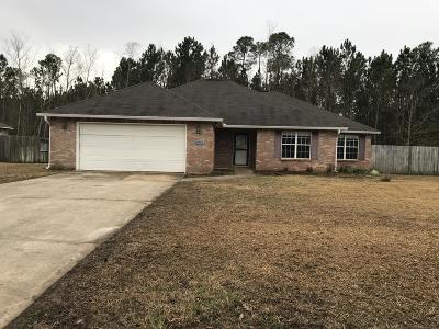 Ocean Springs Single Family Home For Sale: 6905 Pinehurst Dr
