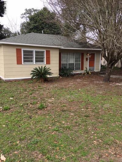 Biloxi Single Family Home For Sale: 286 Dewey Cir