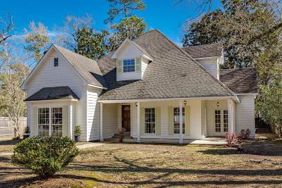 Ocean Springs Single Family Home For Sale: 1607 Girvan Ct