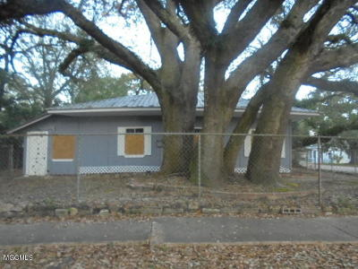 Gulfport Single Family Home For Sale: 3224 14th St