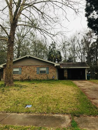 Ocean Springs Single Family Home For Sale: 2506 Englewood Rd