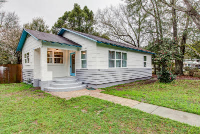 Long Beach Single Family Home For Sale: 311 Old Pass Rd
