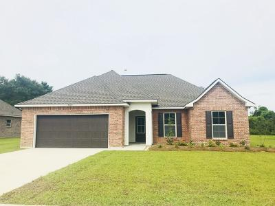 Gulfport Single Family Home For Sale: 15084 Belhaven St