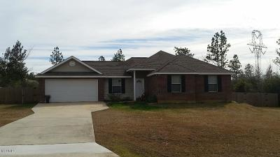 Saucier Single Family Home For Sale: 21712 W Edgewood Dr
