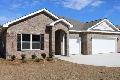 Ocean Springs Single Family Home For Sale: 6408 Chickory Way