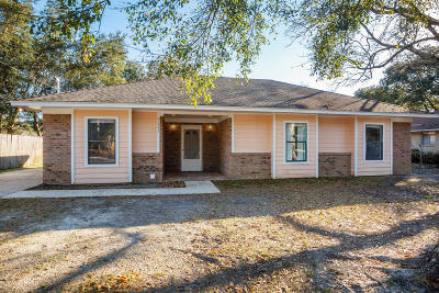 Ocean Springs Single Family Home For Sale: 9005 Seahorse Ave