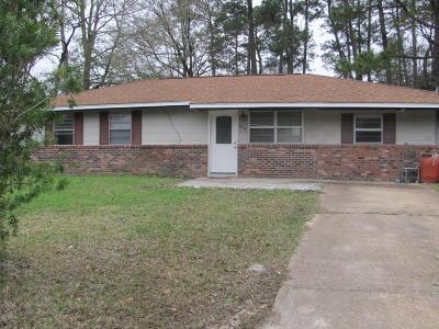 Ocean Springs Single Family Home For Sale: 6513 Lancaster Blvd