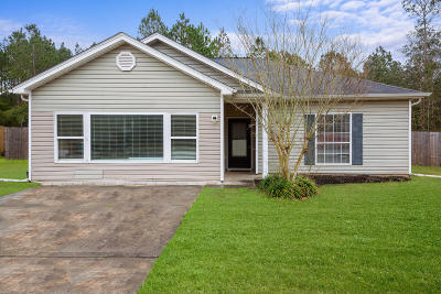 Gulfport Single Family Home For Sale: 12010 5 Oaks Dr