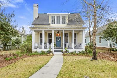 Gulfport Single Family Home For Sale: 13055 Hartley Cir