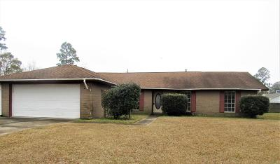 Gulfport Single Family Home For Sale: 2302 W Birch Dr