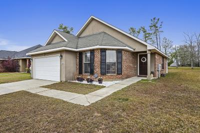 Gulfport Single Family Home For Sale: 13672 Hidden Oaks Dr