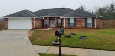 Gulfport Single Family Home For Sale: 13392 Cedar Knot Cv