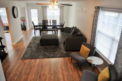 Ocean Springs Single Family Home For Sale: 3500 Springwood Ln