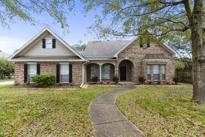 Gulfport Single Family Home For Sale: 9155 Copperwood Ln