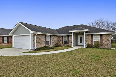 Gulfport Single Family Home For Sale: 18017 Greenleaves Dr