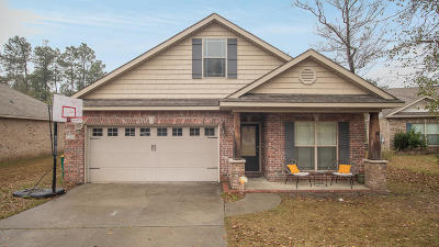 Gulfport Single Family Home For Sale: 13251 Meadowland Ct