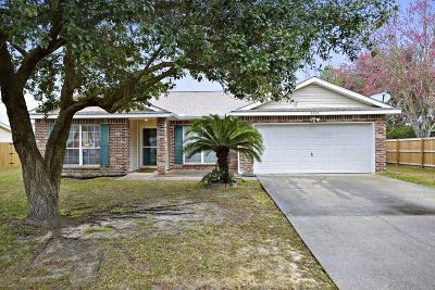 Ocean Springs Single Family Home For Sale: 8208 Groveland Rd