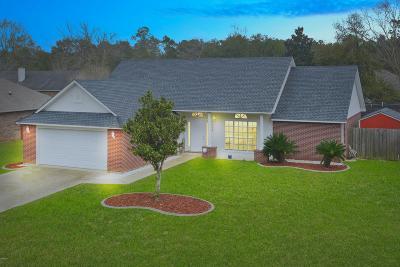 Ocean Springs Single Family Home For Sale: 7004 Pinehurst Dr