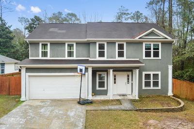 Diamondhead Single Family Home For Sale: 6824 Aupuni Pl