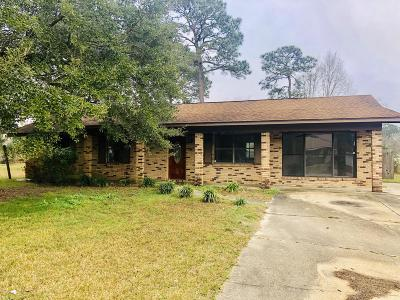 Gulfport Single Family Home For Sale: 691 Sharp Blvd