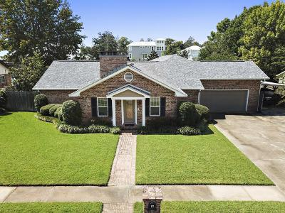 Ocean Springs Single Family Home For Sale: 117 Watersedge Dr