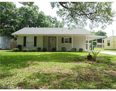 Gulfport Single Family Home For Sale: 494 Northeast Ave