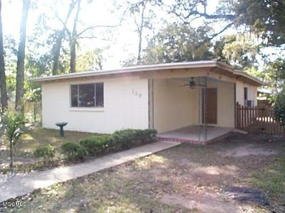 Biloxi Single Family Home For Sale: 139 Baltar Ln