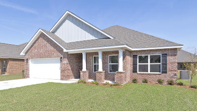 Gulfport Single Family Home For Sale: 10492 Sweet Bay Dr