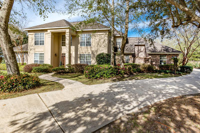 Ocean Springs Single Family Home For Sale: 610 Rue Maupesant
