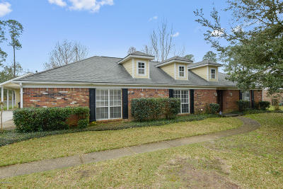 Gulfport Single Family Home For Sale: 33 55th St