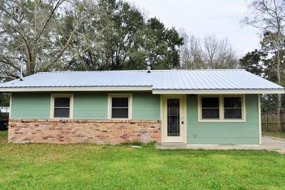 Ocean Springs Single Family Home For Sale: 221 Woodland Cir