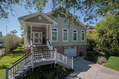 Gulfport Single Family Home For Sale: 16 Keyser Ln