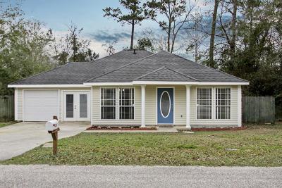 Diamondhead Single Family Home For Sale: 6826 Apona St