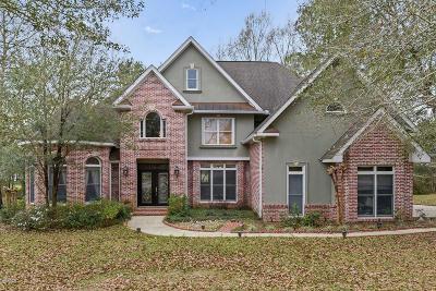 Pass Christian Single Family Home For Sale: 7223 Live Oak Way