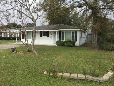 Gulfport Single Family Home For Sale: 322 41st St