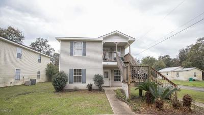 Gulfport Multi Family Home For Sale: 637 23rd St