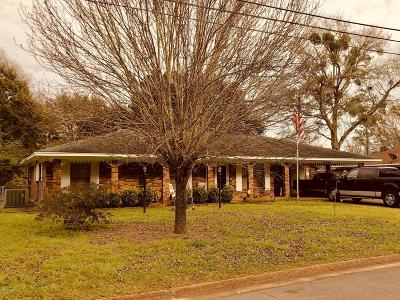 Biloxi Single Family Home For Sale: 342 Lynn Dr